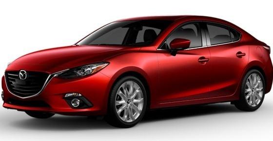 2014 Mazda MAZDA3 4-Door Overview - The News Wheel 2014 Mazda 3 Wheel Size