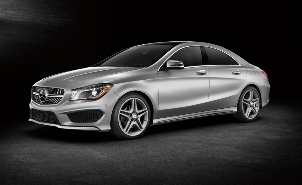 2014 mercedes benz cla class overview the news wheel