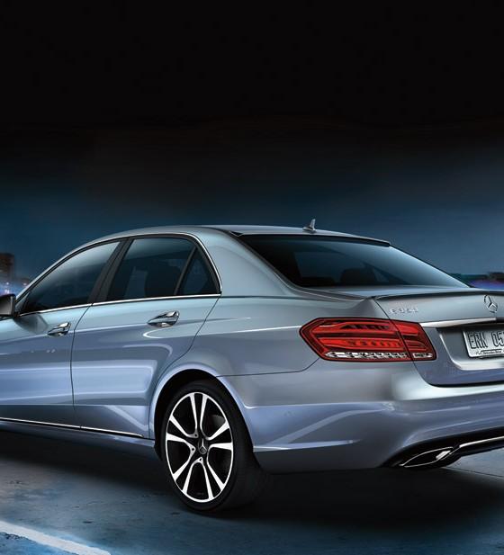 Mercedes-Benz E-Class History