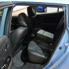2014 Nissan Leaf Backseat