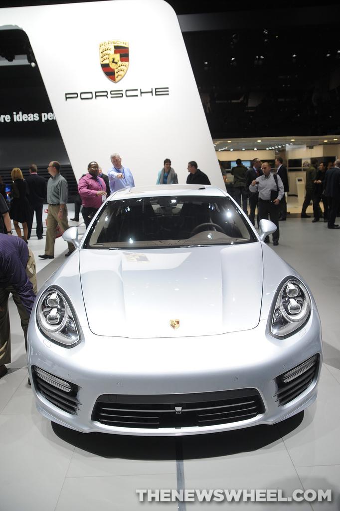 2014 Porsche Panamera NAIAS