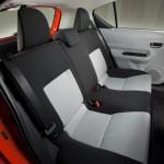 2014 Prius c backseat