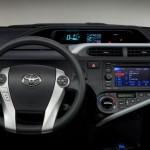 2014 Prius c steering