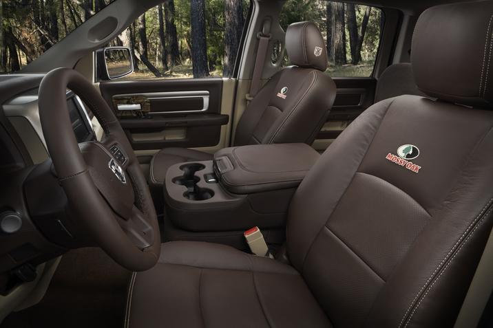 2014 Ram 1500 Mossy Oak Edition Interior 2