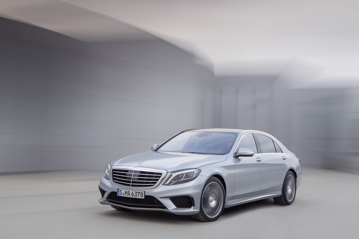 2014 Mercedes-Benz S-Class Overview
