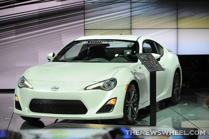 Three new Scion Models