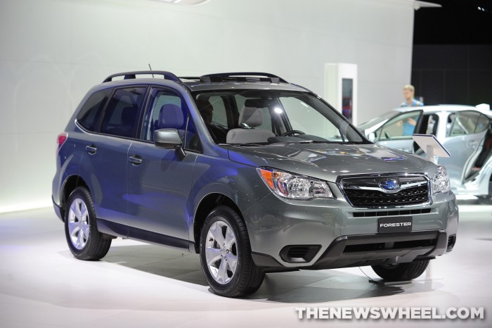 $90 Million Powerball Lottery Winner Buys Subaru Forester
