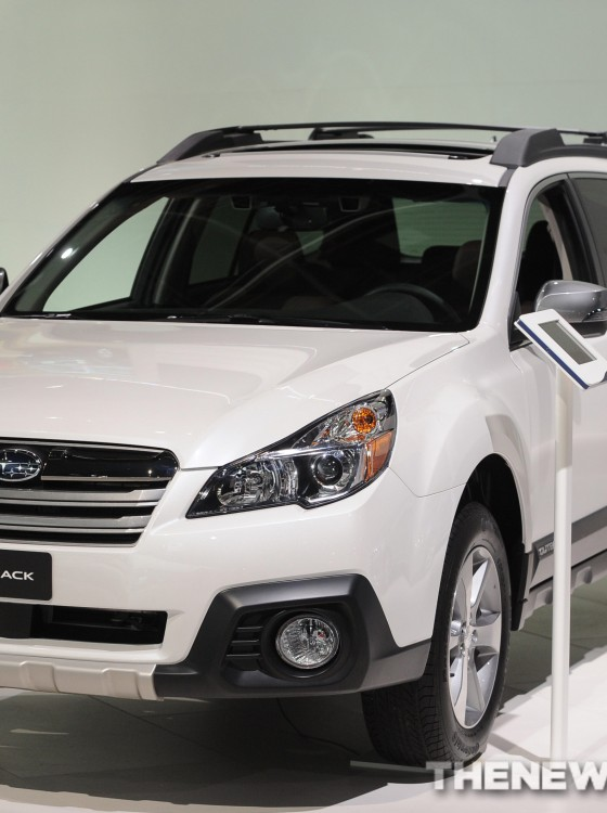 2014 subaru outback overview the news wheel. Black Bedroom Furniture Sets. Home Design Ideas