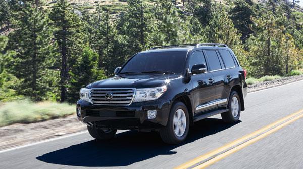 2014 Toyota Highlander Overview