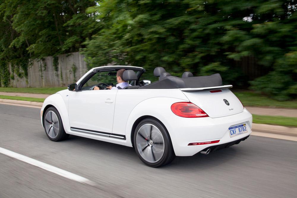 2014 Volkswagen Beetle Overview