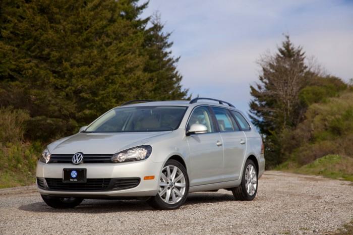 2014 Volkswagen Jetta SportWagen Overview