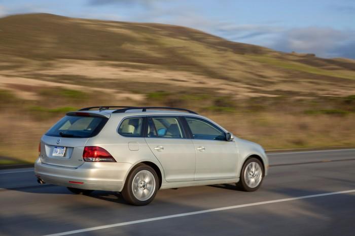 2014 Volkswagen Jetta SportWagen TDI Overview