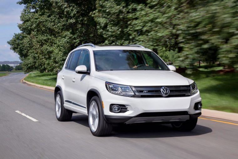 2014 Volkswagen Tiguan Overview