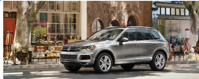 2014 Volkswagen Toureg Hybrid Overview