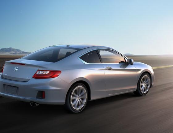 Honda Accord Coupe History | The News Wheel