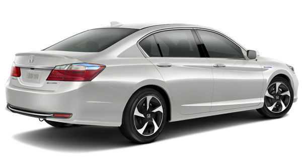 2014 Honda Accord Hybrid Overview