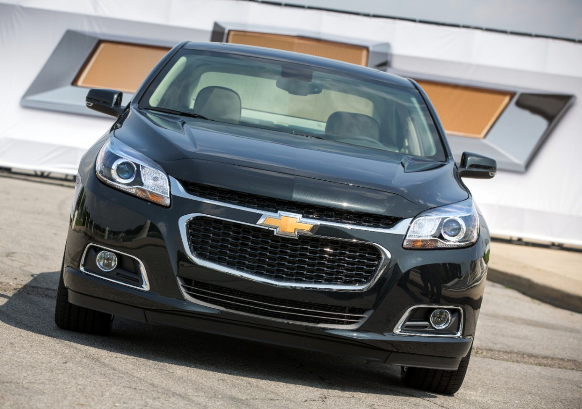2014 Chevy Malibu Overview