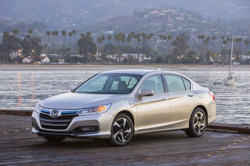 Honda Accord Plug-In History