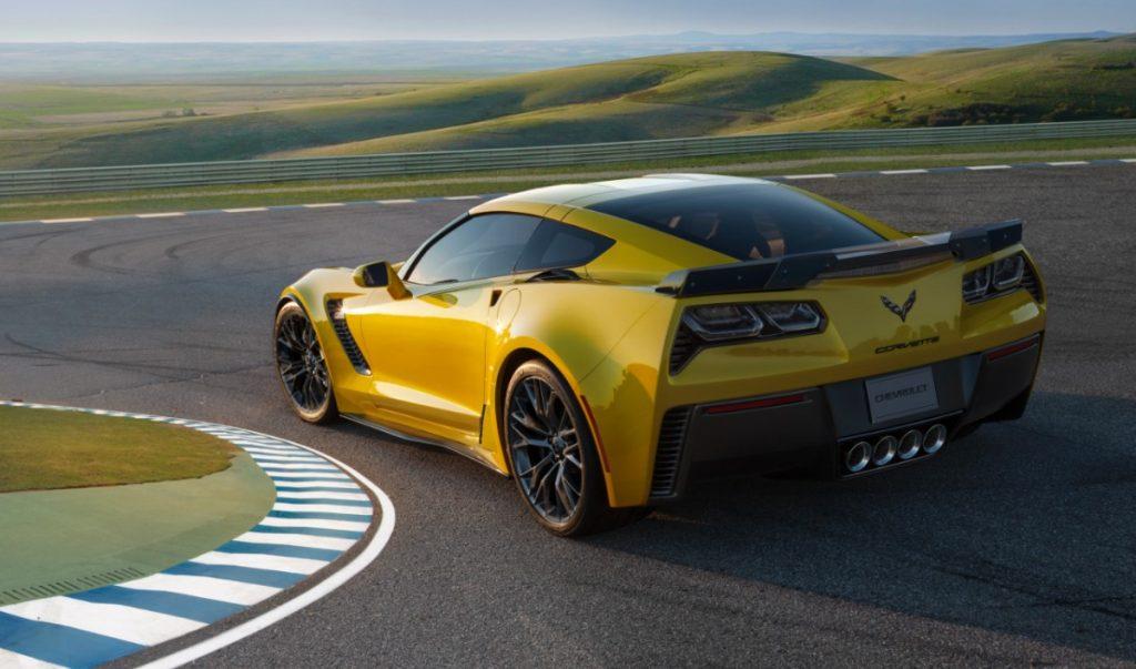 2015 Chevrolet Corvette Z06 - April Corvette Sales