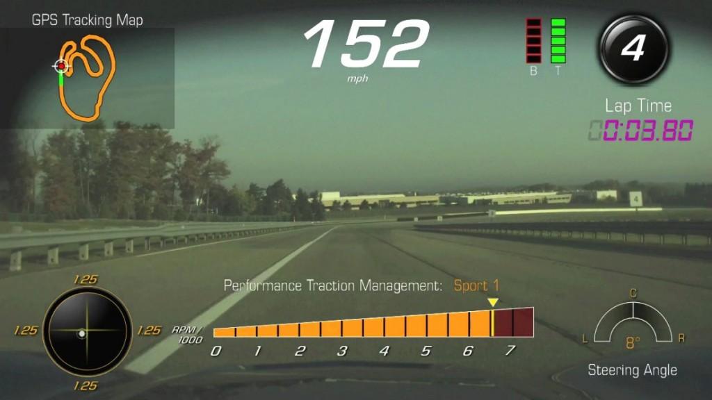 2015 Corvette Stingray - Performance Data Recorder -Best Automotive Electronics Product CES
