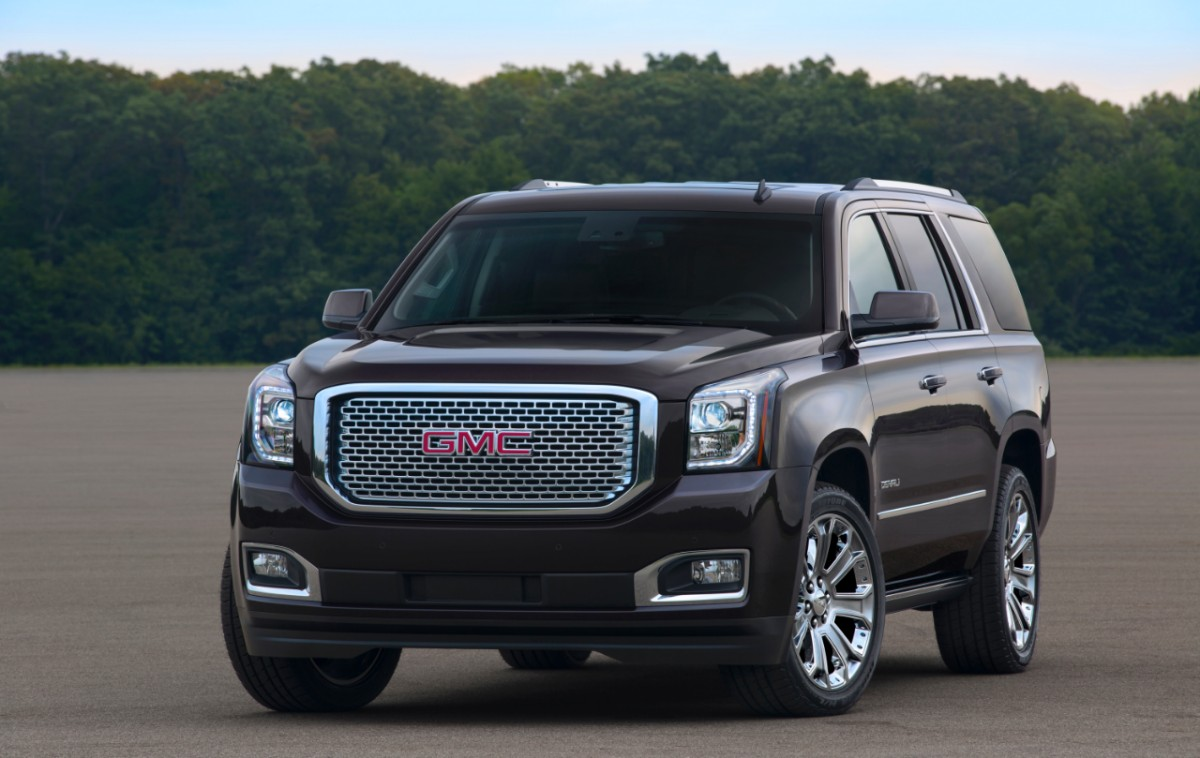 photo of Nick Foles GMC - car