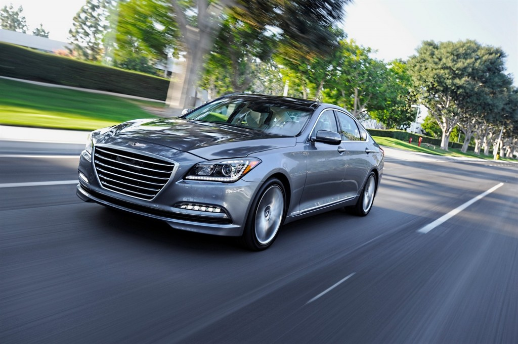 O Brien Hyundai >> 2015 Hyundai Genesis: Next Generation Sedan Boasts ...
