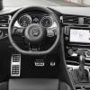 2015 Volkswagen Golf R steering wheel