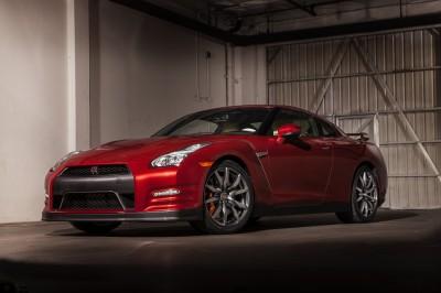 2015 Nissan GTR