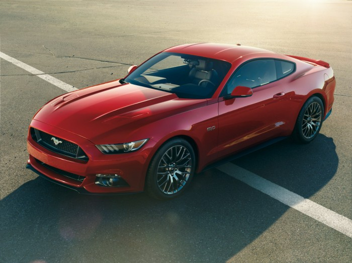 2015 Mustang 2014 Road & Track Performance Car of the Year