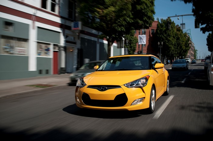 The Veloster's reliability may be another factor in obtaining the praise of the Polk Automotive Loyalty Award.