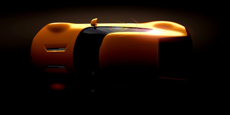 This Kia GT4 Concept teaser was more than enough to leave us wanting more.