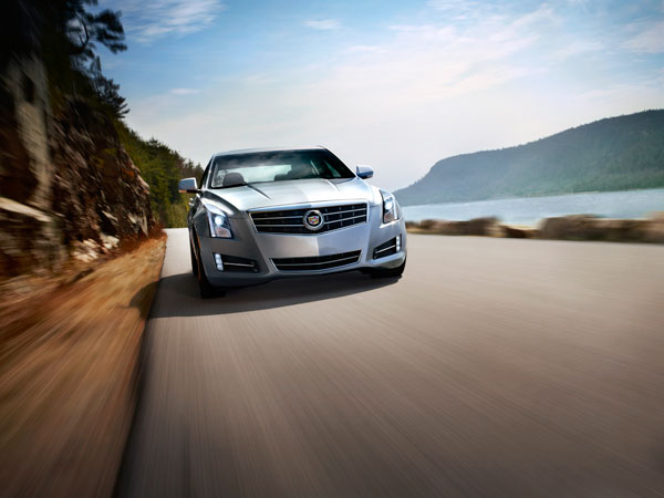 Cadillac ATS Sedan history
