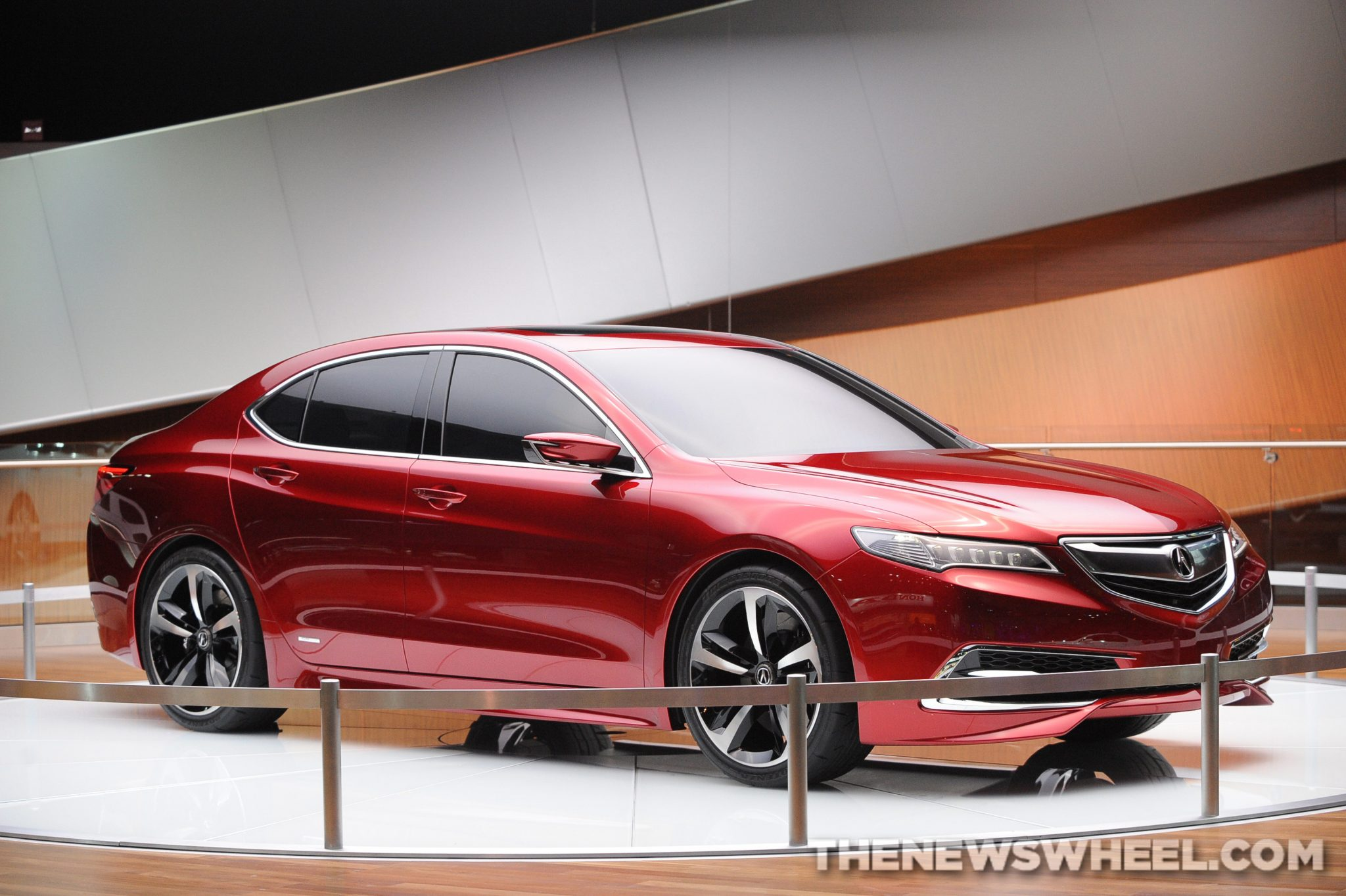 Acura NAIAS Display: TLX