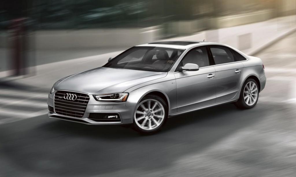 2014 Audi A4 Cruise Automation