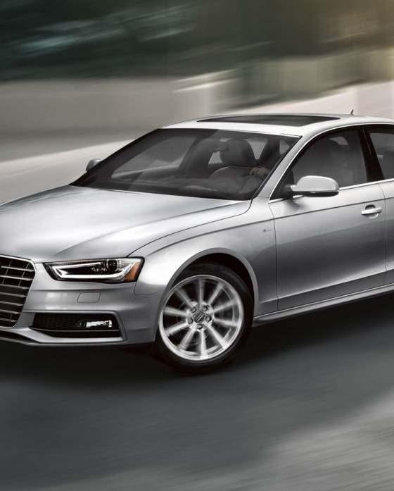 2014 audi a4 overview the news wheel. Black Bedroom Furniture Sets. Home Design Ideas