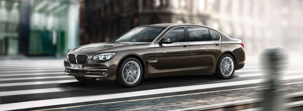 2014 BMW 7 Series Overview