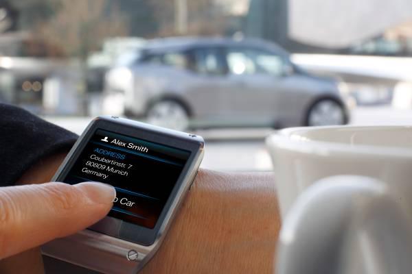 BMW i Remote