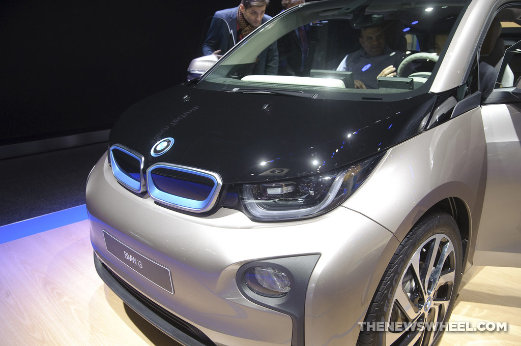 BMW i3 Germany vs. Ghana