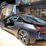 BMW NAIAS Display