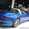 Porsche NAIAS display: 911 Targa 4