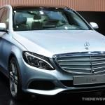 Mercedes-Benz NAIAS Display: C-Class