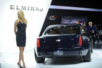 Cadillac Elmiraj Concept | NAIAS