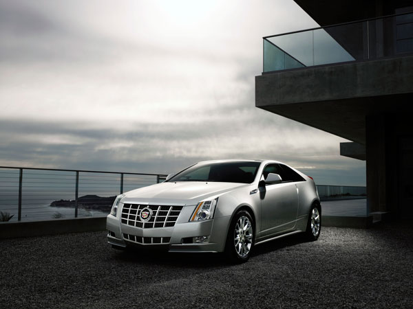 Cadillac CTS Coupe History