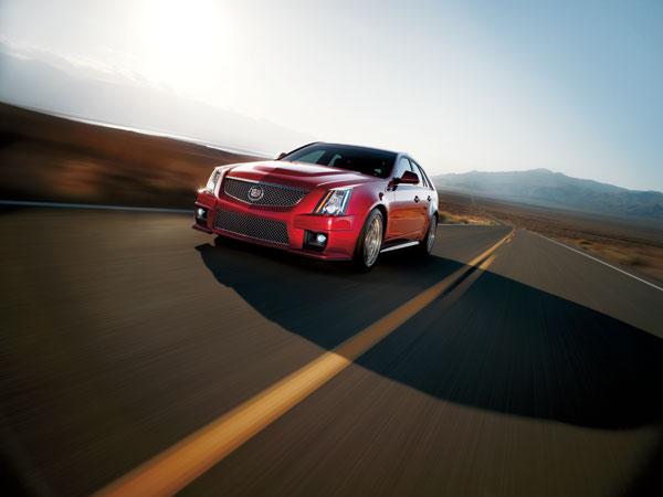 Cadillac CTS-V Wagon History