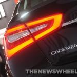 NAIAS Luxury Car Seats: Cadenza