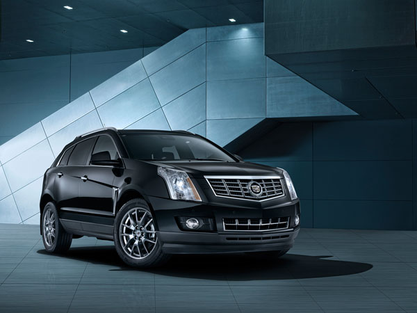 2014 cadillac srx crossover overview the news wheel. Black Bedroom Furniture Sets. Home Design Ideas