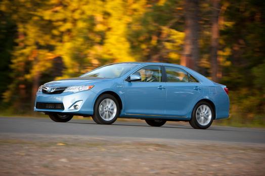 Toyota Camry Hybrid History