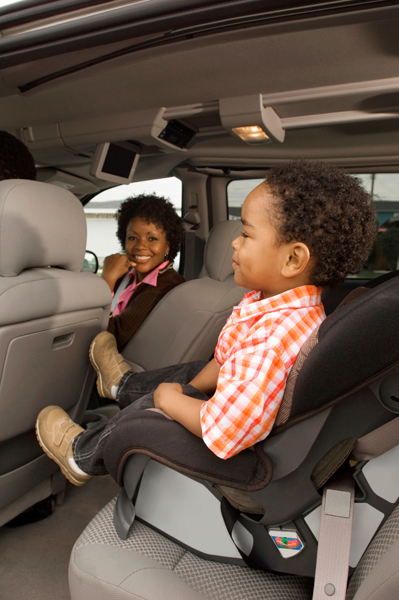 There are five simple child vehicle safety tips that all parents should know.