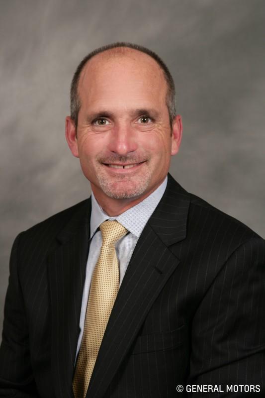 Chuck Stevens Named New General Motors CFO