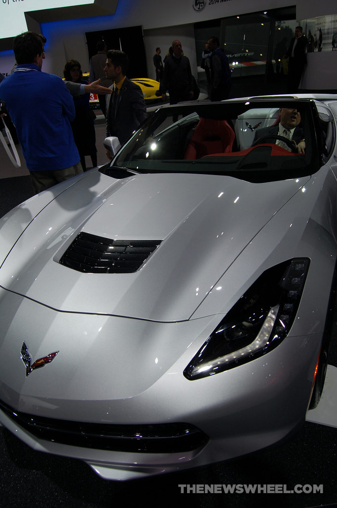 Corvette Stingray Corvette Caravan